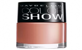 Buy Maybelline Color Show Nail Polish Nude Skin at Rs 55 from Flipkart