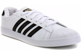 Buy Sparx SD-323 Sneakers For Men (White, Black) at Rs 575 from Flipkart
