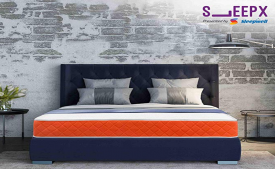 Buy SleepX Presented by Sleepwell Dual mattress - Medium Soft and Hard (78*60*6 Inches) at Rs 6999 only from Amazon (Apply Rs 250 OFF Coupon)