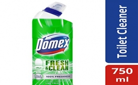 Buy Domex Lime Fresh Toilet Cleaner - 750 ml at Rs 65 from Amazon