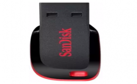 Buy SanDisk Cruzr Blade 32 GB Pen Drive (Black) at Rs 540 from Flipkart