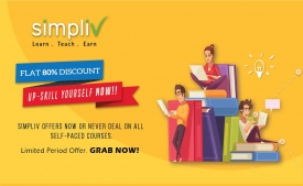 Simpliv Free Online Course Offers: Get Premium Paid Online courses for free