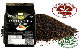 Buy CTC Black Tea Assam & Dooars Manual Hand Made Blended 500 gm (Milk & Black Tea Special) at Rs 149 from Amazon