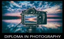 Shaw Academy Complete Diploma in photography Course- Master your camera and go from beginner to pro in just 16 weeks