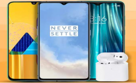 Flipkart Year End Mobile Phones Offers: Best Discount on Mobile Phones + Extra 10% Discount via ICICI Bank [29th-31st Dec 2020]