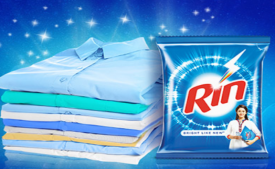 Buy Rin Advanced Detergent Powder- 7 kg at Rs 410 from Amazon Pantry