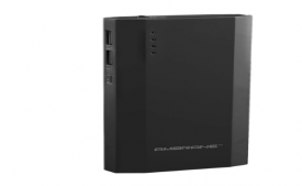 Buy Ambrane P-1111 10000 mAh Power Bank - Black  at Rs 679 Only