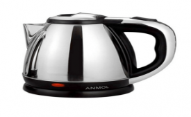 Buy Anmol 1.8 Ltr Stainless Steel Electric Kettle at Rs 339 Only