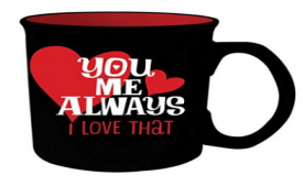 Buy Archies 'You Me Always I Love That Ceramic Mug' at Rs 197 Only