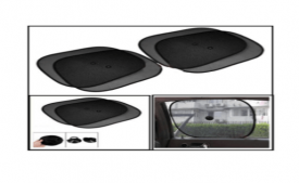 Buy Car Window Sunshades Set of 4 at Rs 10 Only