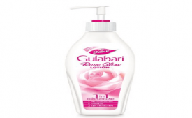 Buy Dabur Gulabari Moisturizer, 350ml From Amazon at Rs 93 Only
