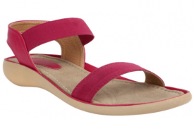 Buy Do Bhai Pink Flats at Rs 375 Only