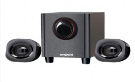 Buy 2.1 Stereo Speaker Envent Hottie - Black At Rs 999 Only from Snapdeal