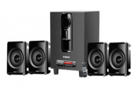Buy Envent MUSIQUE 4.1 Multimedia Home Audio System Rs 1,343 Only