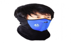 Buy Fdp Face Mask Neoprene Half Cover Riding Bike Dust-Wind-Sun Prevention at Rs 149 Only