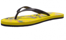 Buy Franco Leone Women's Flip-Flops and House Slippers at Rs 125 Only