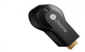 Buy Google Chromecast HDMI Streaming Media Player at Rs 2,100 Only