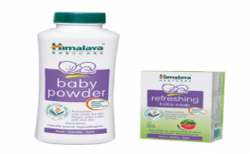 Buy Himalaya Baby Powder 200 g with free Soap 75 g from Amazon at Rs 77 Only