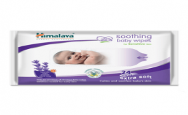 Buy Himalaya Soothing Baby Wipes (24 Pieces) at Rs 49 Only