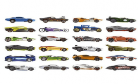 Buy Hot Wheels Assorted Car-1 Pc at Rs 76 Only