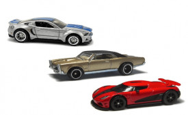Buy Hot Wheels Pack of 4 Cars At Rs 297 Only MRP Rs. 396