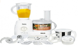 Buy Inalsa Fiesta 650-Watt Food Processor in White & Grey 3,499 Only