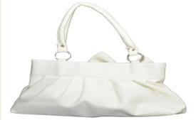 Buy JG Shoppe Hand held Bag (White) just at Rs 540 Only From Flipkart