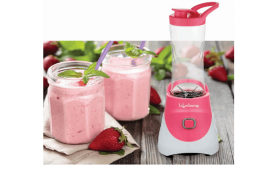 Buy Lifelong Nutri Go Blender 300-Watt Blender At Rs 1,699 Only