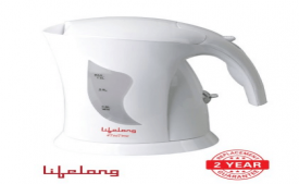 Buy Lifelong TeaTime2 1-Litre Electric Kettle (Red) from Amazon at Rs 599 Only