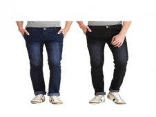 Buy London Looks Jeans Combo Of 2 From Paytm At Rs. 477 Only