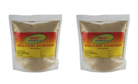 Buy MGH Herbals Multani Powder 100 gm (Pack of 2) at Rs 54 Only