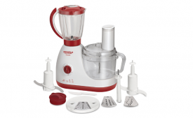 Buy Maharaja Whiteline Fiesta FP-103 600-Watt Food Processor At Rs 3,900 Only