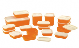 Buy MasterCook - 200 ml, 330 ml, 1630 ml, 150 ml, 500 ml, 700 ml Plastic Food Storage at Rs 349 Only