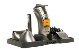 Buy Nova NG 1095 7 In 1 Groming Kit Trimmer For Men at Rs 963 Only