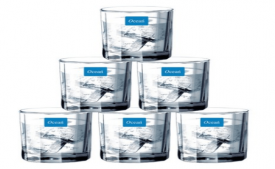 Buy Ocean Victoria Glass Set of 6 Pieces 325ml at Rs 309 Only