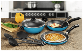 Buy Pigeon RC Non-stick Gift Amaze - 8 Pcs At Rs 1,178 Only from Snapdeal