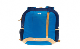 Buy Quechua Arpenaz Hiking Backpack (BLUE, 20 L) at Rs 263 Only from Amazon