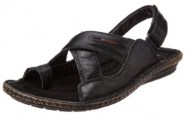 Buy Redchief Men's Leather Sandals and Floaters at Rs 877 Only On Amazon