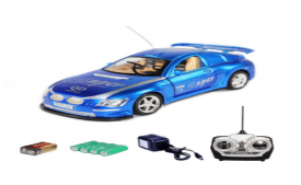 Buy Shopcros R/C Rechargeable 1:18 with Door Opening at Rs 749 Only