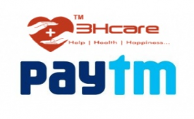 Signup At 3Hcare And Get Rs 10 Cash On Your Paytm account