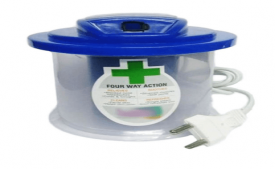 Buy Steamer-Vaporizer for Multipurpose from Snapdeal at Rs 141 Only