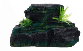 Buy Taiyo Stone BA-5503-Stone Aquarium Decoration At Rs 190 Only From Amazon