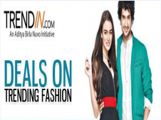 Trendin Coupons & Offers - Upto 70% Off On Wide Range Of Products - October 2017
