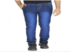 Buy Urbano Fashion Blue Slim Fit Stretch Jeans at Rs 299 Only