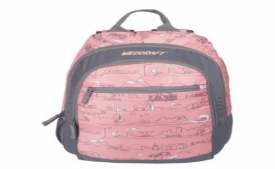 Buy Wildcraft Ski LD Polyester Peach Casual Backpack at Rs 777 Only