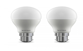 Buy 2 LED BULB Wipro 10W - Cool Day Light @ Rs 299 Only from Snapdeal
