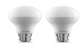 Buy Wipro Garnet 14 Watt LED Bulb Pack of 2, Cool Day Light at Rs 629 Only