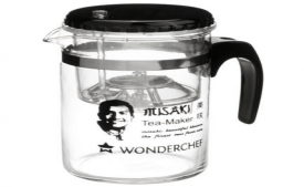 Buy Wonderchef Misaki Tea Maker, 8cm, 300 ml at Rs 389 Only