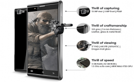 Buy XOLO Black 1X Smartphone (32GB) at Rs 7,999 Only