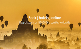 Agoda Coupons & Offers: Upto 70% OFF on Hotels - October 2017